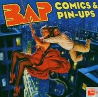 BAP Comics & Pin-Ups